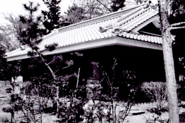 松本城本丸便所