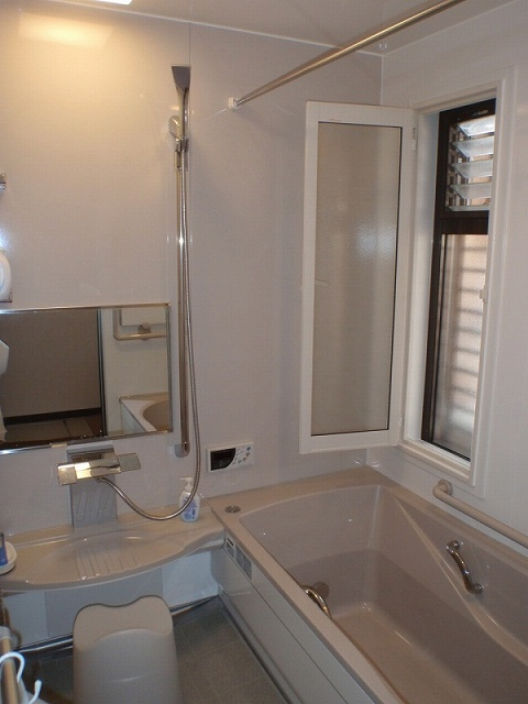 浴槽改修後